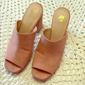 H&M  bulk heels